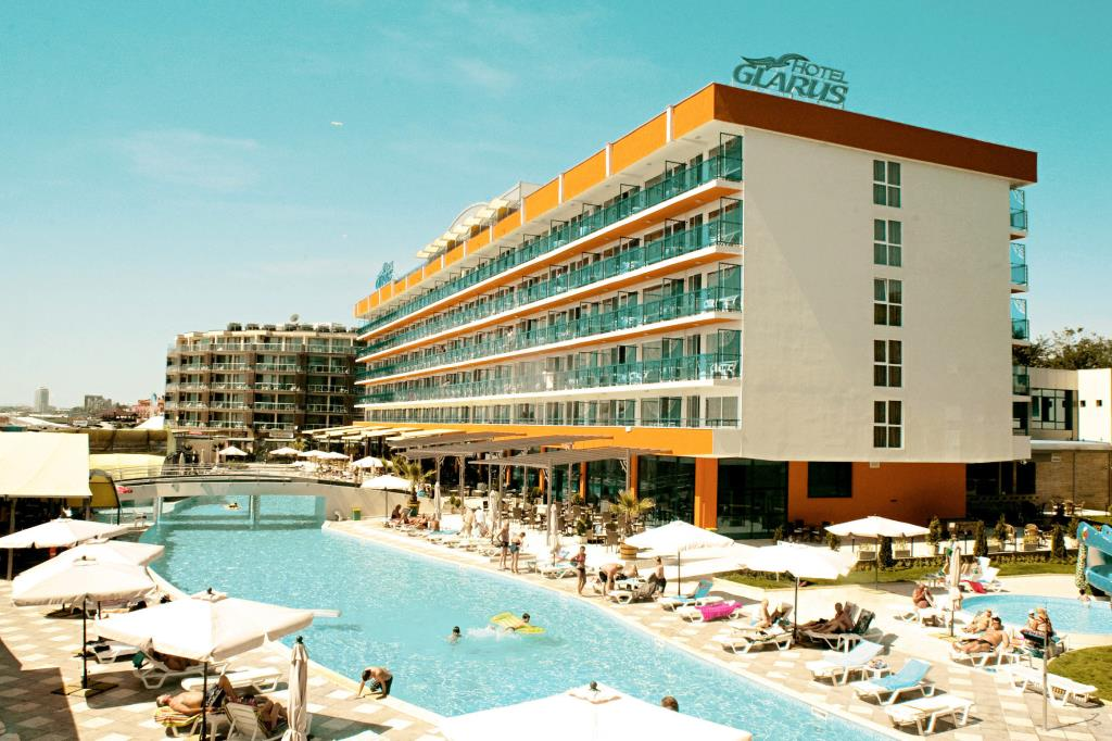 Hotel Glarus Beach****- Sunny Beach